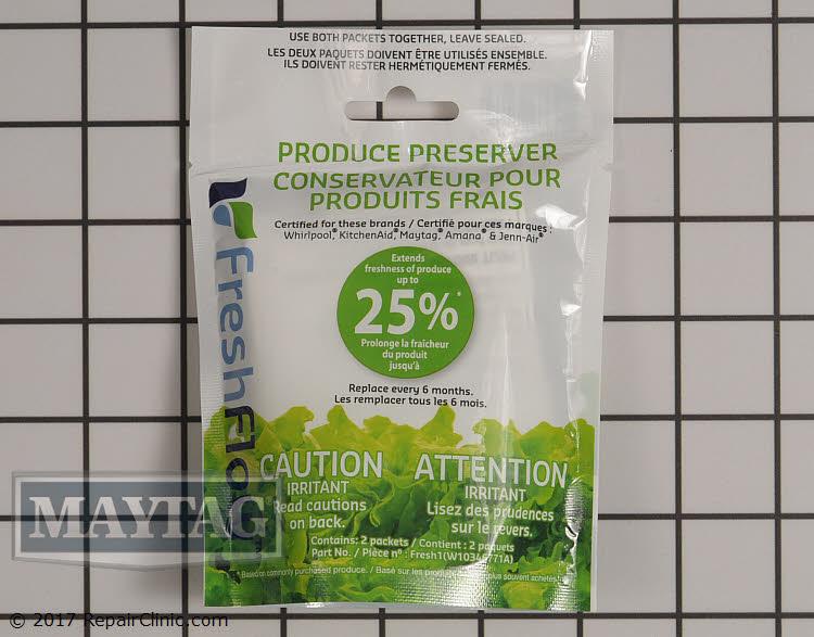 Deodorizer W10346771A Alternate Product View