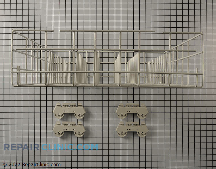 Lower Dishrack Assembly W10161215       Alternate Product View