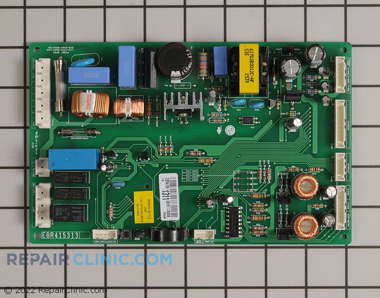 Main Control Board EBR41531311 Alternate Product View