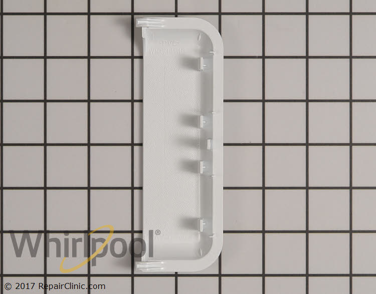 Door Handle W10861225 Alternate Product View