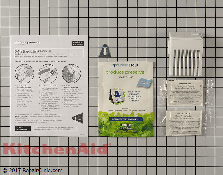 Deodorizer P1FB6S1 Alternate Product View