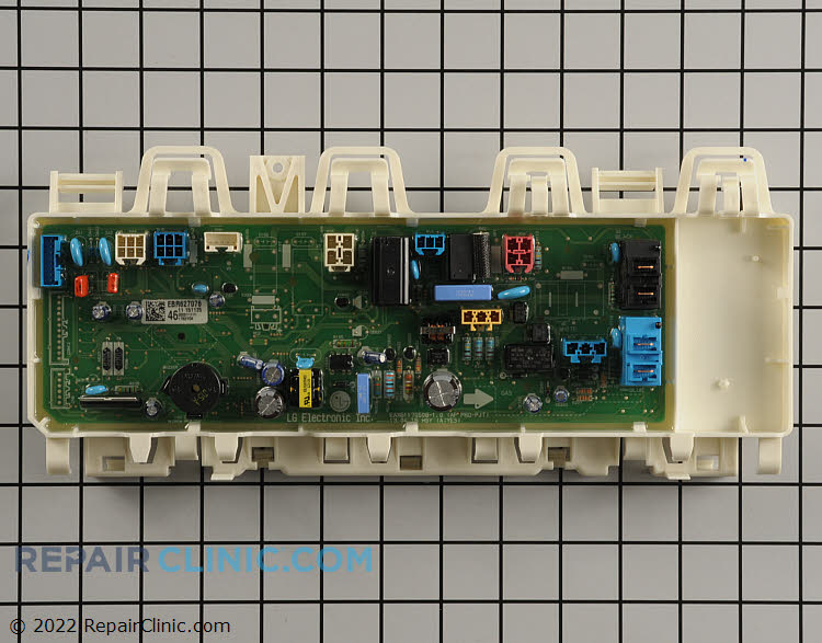 Main Control Board EBR62707646 Alternate Product View