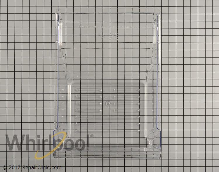Crisper Drawer W10854037 Alternate Product View