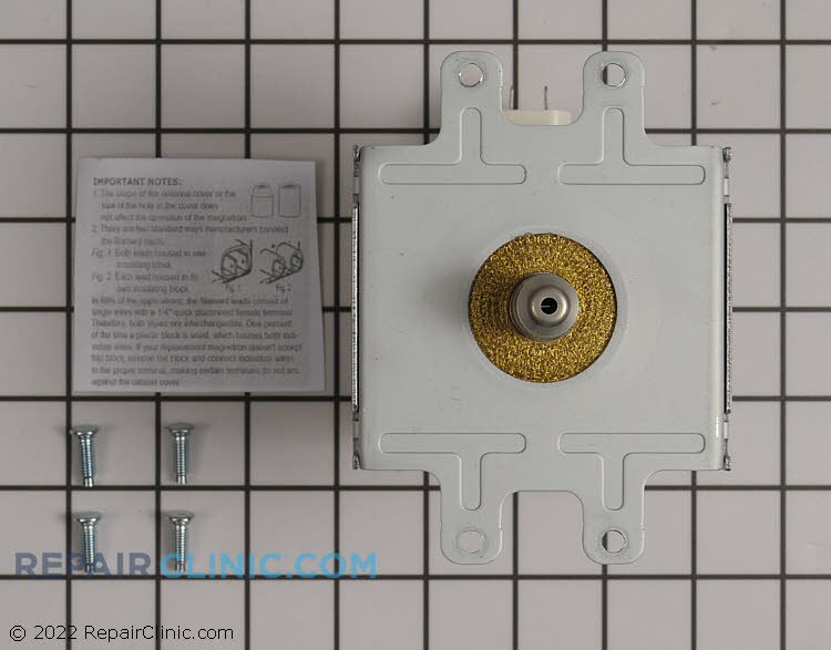 Magnetron 10QBP0231 Alternate Product View