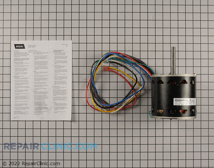 Blower Motor S1-02436289000 Alternate Product View