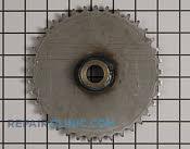 Sprocket, hub - Part # 2252612 Mfg Part # 14583007