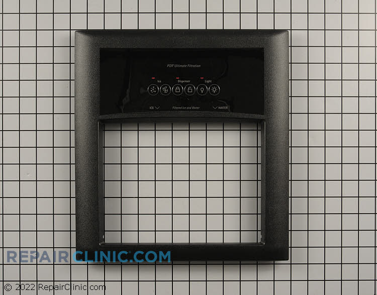 Dispenser Front Panel WP2311694B Alternate Product View