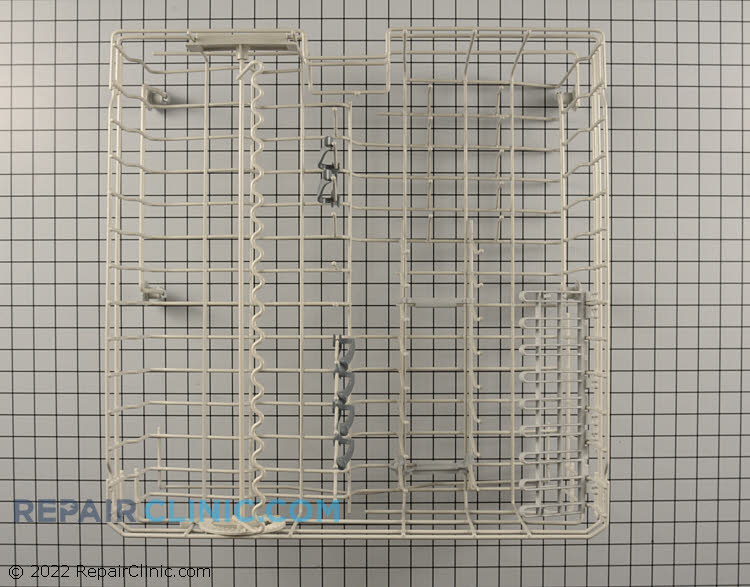 Upper Dishrack Assembly WPW10243301 Alternate Product View