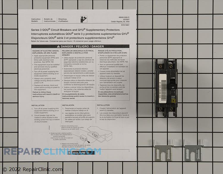 Circuit Breaker S1-02425298003 Alternate Product View