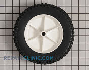 Wheel Assembly - Part # 1963751 Mfg Part # 197061GS