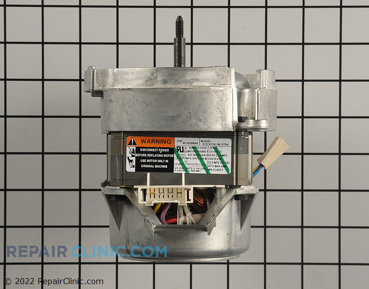 Circulation Pump Motor W10200940 Alternate Product View
