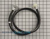 Fill Hose - Part # 2701057 Mfg Part # 302720370005