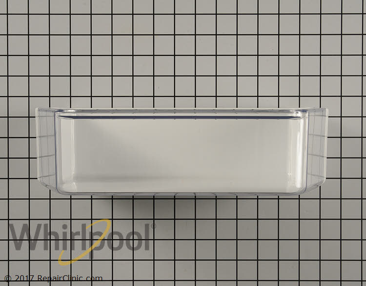 Door Shelf Bin WPW10493524 Alternate Product View