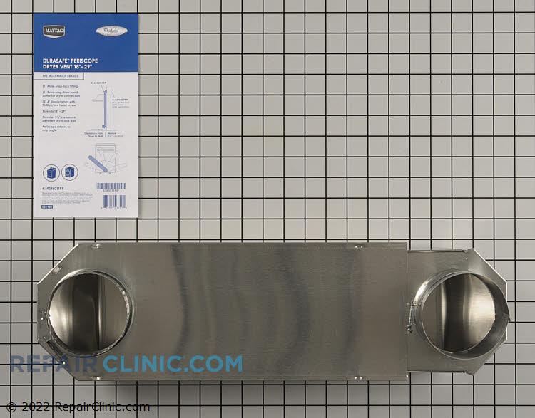 Telescoping Vent Kit 4396011rp Repairclinic Com