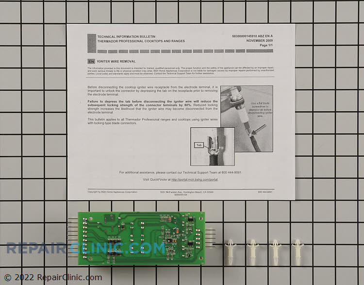 Oven Control Board 00619016 Alternate Product View
