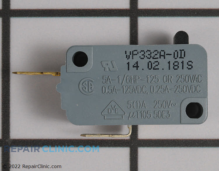 Micro Switch DE34-20019A Alternate Product View