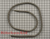 Door Seal - Part # 1422155 Mfg Part # WP8304493