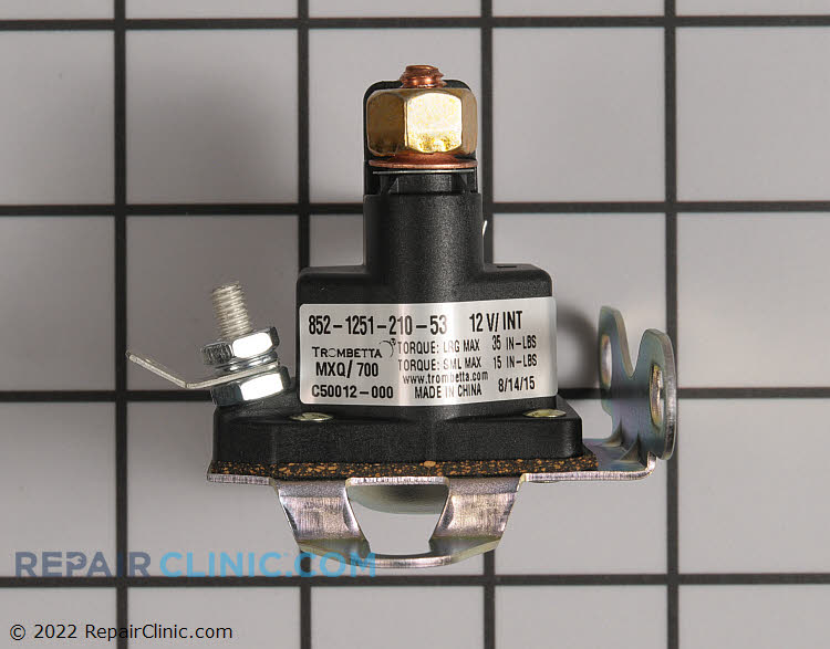 Starter Solenoid 435-431 Alternate Product View