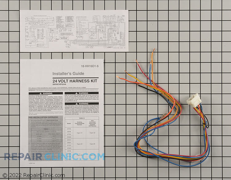 Wire Harness ADP01171 Alternate Product View