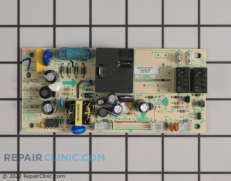 Control Board AC-5210-209 Alternate Product View