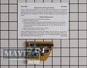 Control Board - Part # 4437176 Mfg Part # WP8190243