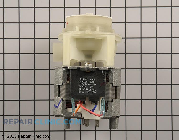 Circulation pump & motor assembly