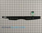 Control Panel - Part # 1220717 Mfg Part # DW-5200-50