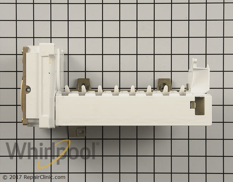 Ice Maker Assembly D7824706Q | Whirlpool Replacement Parts