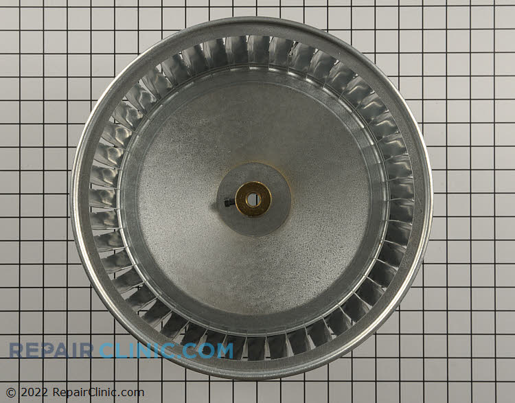 "Blower wheel 12 x 11 cw ;1/2"" bore"