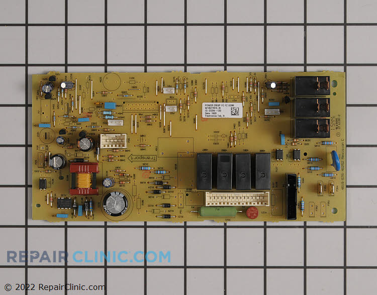 Control Board W10811595       Alternate Product View