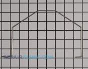 Hinge Arm - Part # 2684725 Mfg Part # WPW10512602