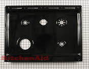 Metal Cooktop - Part # 4441652 Mfg Part # WPW10175850