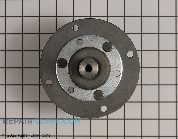 Wheel Spindle 917-0912 Alternate Product View