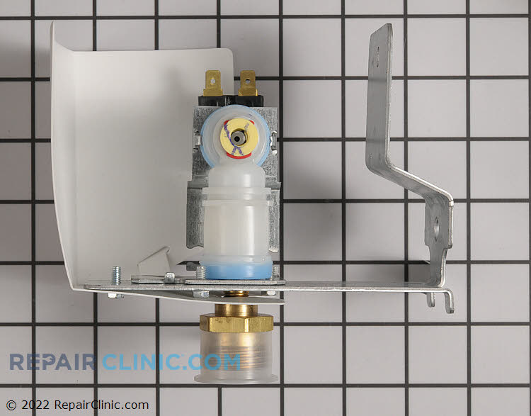 Water Inlet Valve WPW10044608 Alternate Product View