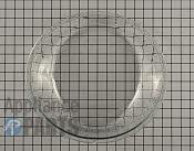Glass Window - Part # 4446136 Mfg Part # WPW10388315