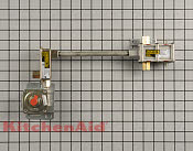 Gas Valve Assembly - Part # 4447972 Mfg Part # WPW10518493