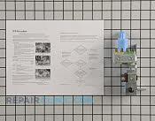 Water Inlet Valve - Part # 2692163 Mfg Part # 242252702