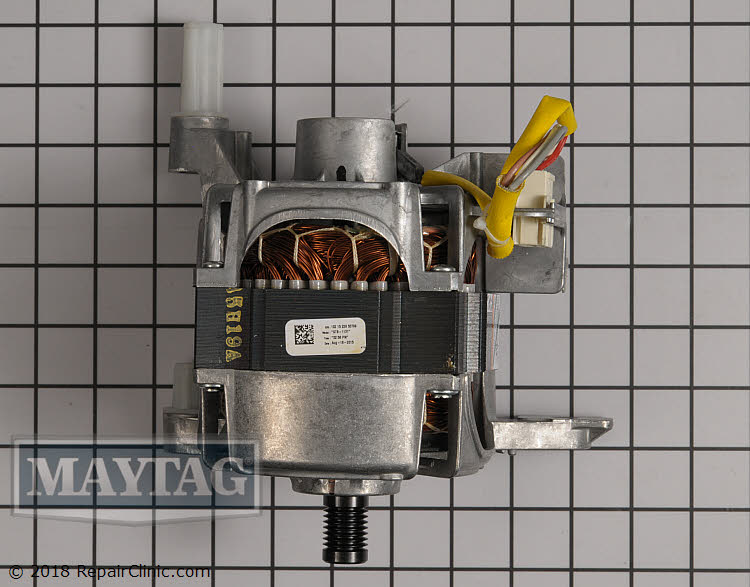 Drive Motor W11191299 Alternate Product View