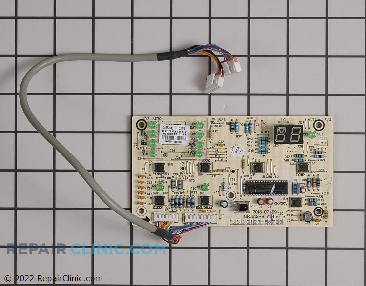 User Control and Display Board 30562040 Alternate Product View