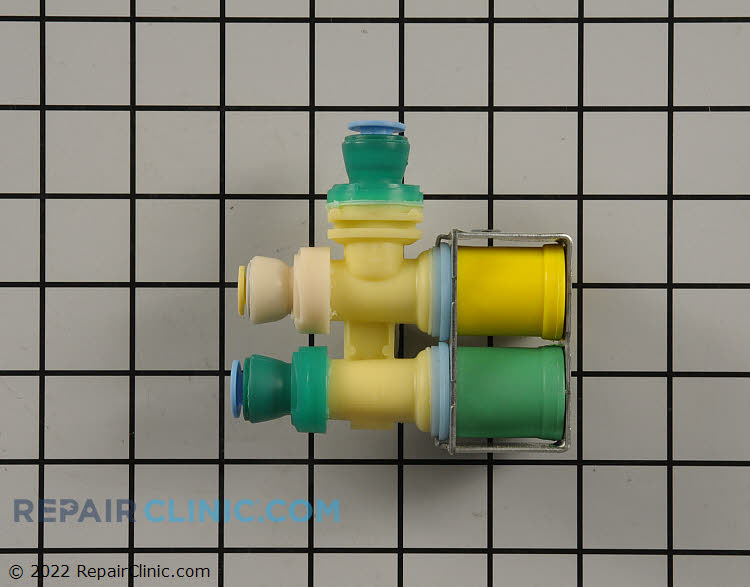 Water Inlet Valve WPW10279866 Alternate Product View