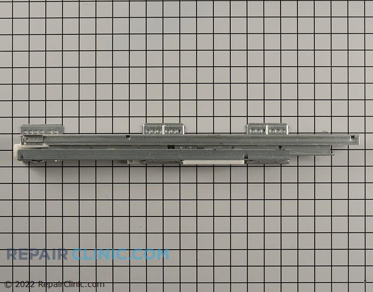 Dishwasher Drawer Slide Rail Wp99003759 Fast Shipping