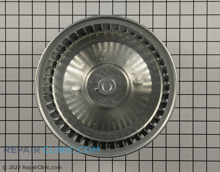 """Blower wheel, 9"""" X 7"""" with 1/2"""" bore"""