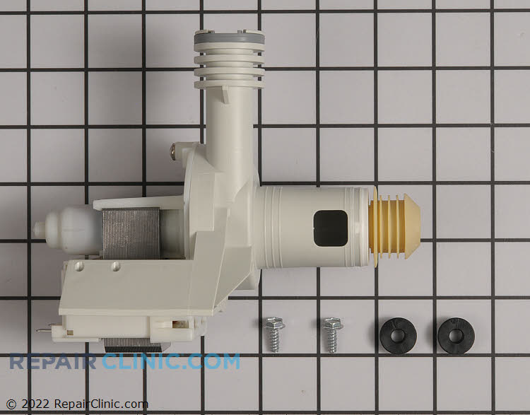 Drain Pump WD26X22719 Alternate Product View