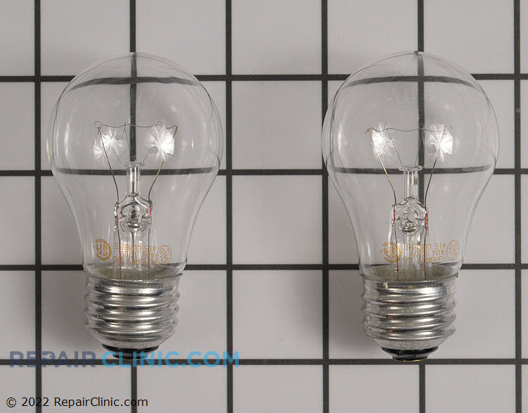 Light bulb, pack of 2