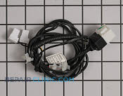 Wire Harness DC93 00357A 04878872 samsung wire, receptacle & wire connector wire harness  at alyssarenee.co