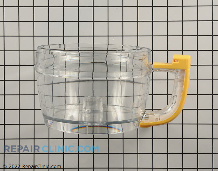 Butter Cup Work Bowl<br>KitchenAid Part Number: KFP79WBBF