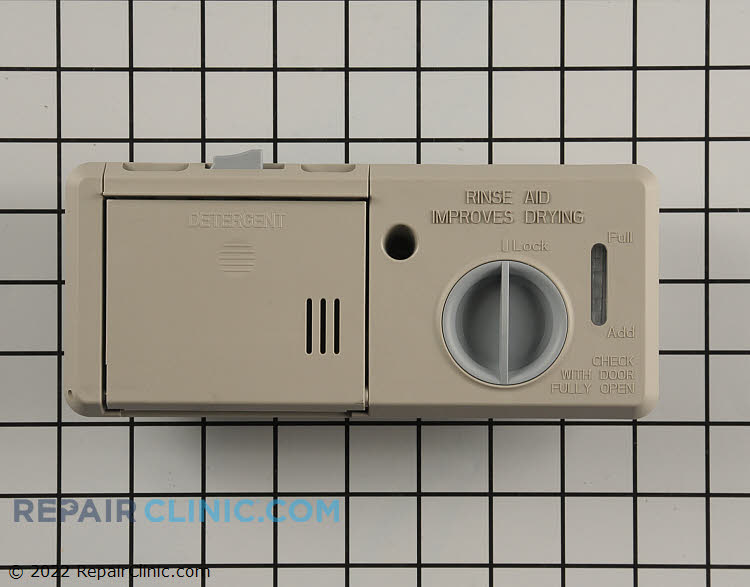 Detergent Dispenser WPW10428217 Alternate Product View
