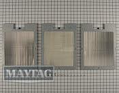 Charcoal Filter - Part # 4434795 Mfg Part # WP49001181A
