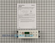 Oven Control Board - Part # 4430478 Mfg Part # WP12001627