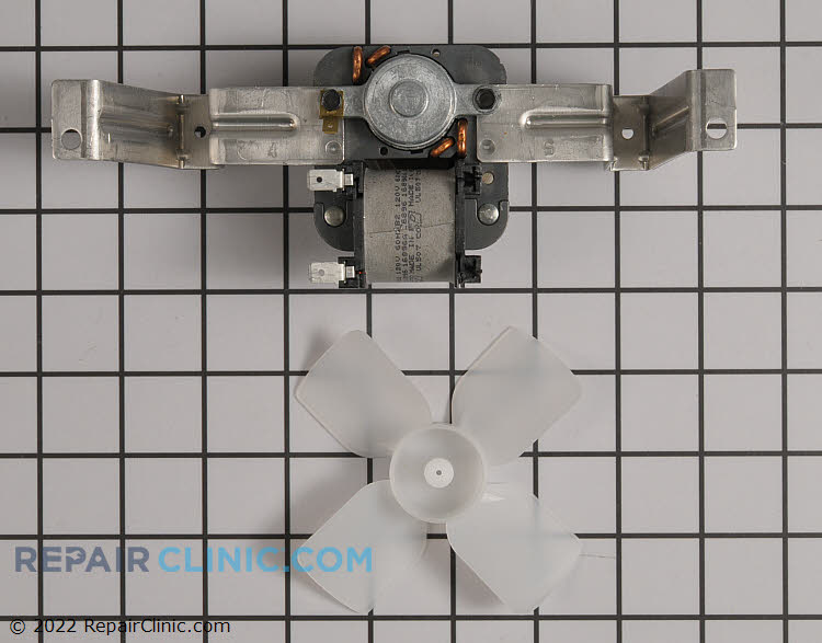 Evaporator Fan Motor WP4389145 Alternate Product View